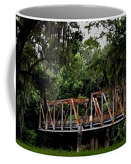 Old Bridge To Town Coffee Mug