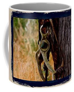 Old Bridle Coffee Mug