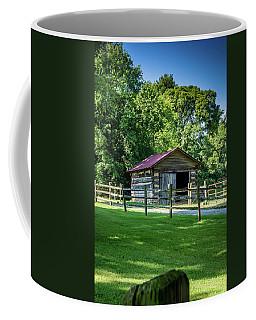 Old Building - The Hermitage Coffee Mug