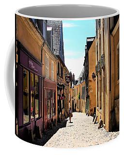 Old Buildings In France Coffee Mug