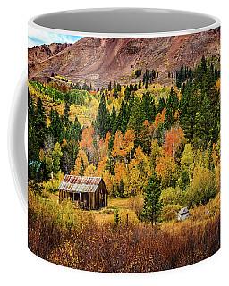 Old Cabin In Hope Valley Coffee Mug