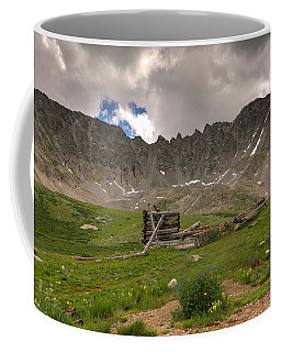 Old Cabin Coffee Mug