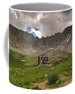 Old Cabin Coffee Mug