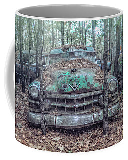 Old Caddy Coffee Mug