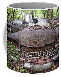 Old Car City In Color Coffee Mug