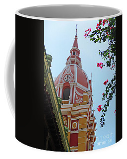 Old Cartagena 21 Coffee Mug