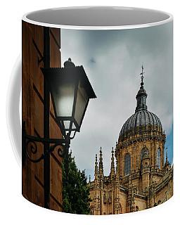 Old Cathedral, Salamanca, Spain  Coffee Mug