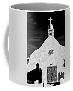 Old Catholic Church, San Ysidro, New Mexico Coffee Mug