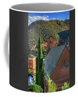Old Church In Bisbee Coffee Mug