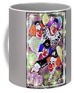 Old Circus Coffee Mug