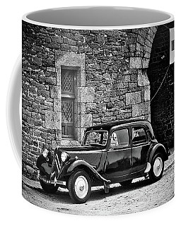 Old Citron Coffee Mug