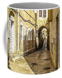 Shabbat Day Of Rest Jerusalem Israel Coffee Mug