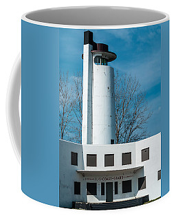 Old Coast Guard Station Coffee Mug