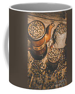 Old Coffee Brew House Beans Coffee Mug