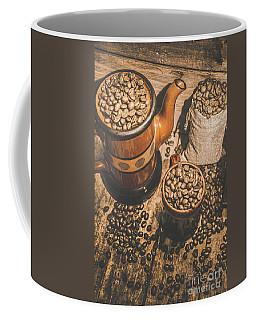 Old Coffee Brew House Beans Coffee Mug