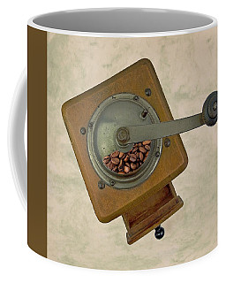 Old Coffee Grinder Coffee Mug