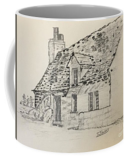 Old Cottage Coffee Mug