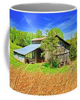 Old Country Barn Coffee Mug