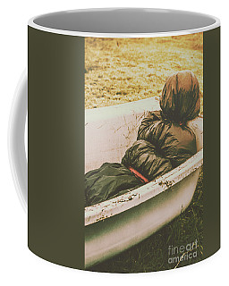 Old Country Horrors Coffee Mug by Jorgo Photography - Wall Art Gallery