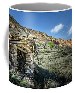Coffee Mug featuring the photograph Old Country Hovel by RicardMN Photography