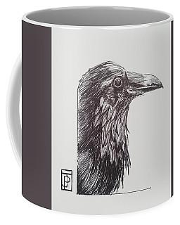 Old Crow Coffee Mug