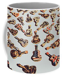 Old Days Of Rock N Roll Coffee Mug