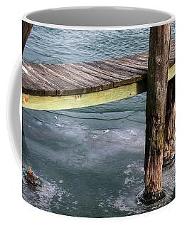 Old Dock Winter 2017 1 Coffee Mug