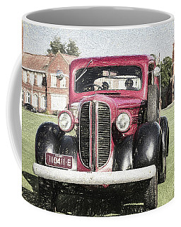Old Dodge Coffee Mug