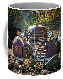 Old Dodge Rust Bucket Coffee Mug