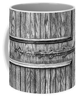 Old Door Detail Coffee Mug