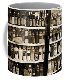 Old Drug Store Goods Coffee Mug