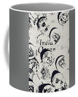 Old East India Trading Routes Coffee Mug