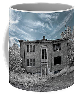 Old Edmonton High School Ir 2 Coffee Mug