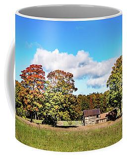Old Farm House Coffee Mug