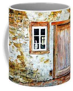 Old Farm House Coffee Mug