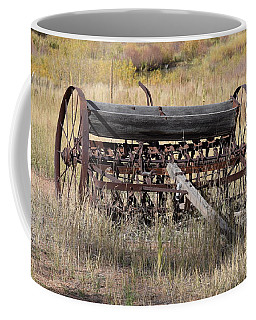 Farm Implament Westcliffe Co Coffee Mug