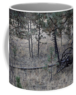 Old Farm Implement Lake George Co Coffee Mug