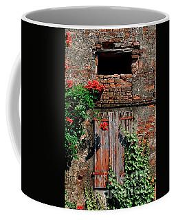 Old Farm Window Coffee Mug