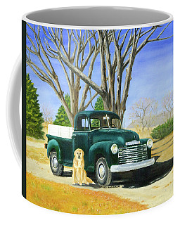 Old Farmhands Coffee Mug