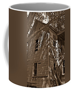 Old Farmhouse In Summertime Coffee Mug