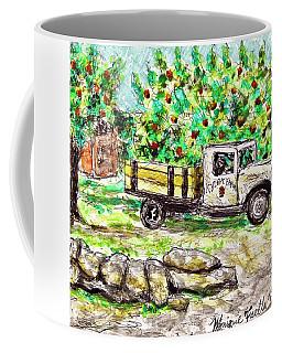 Old Farming Truck Coffee Mug