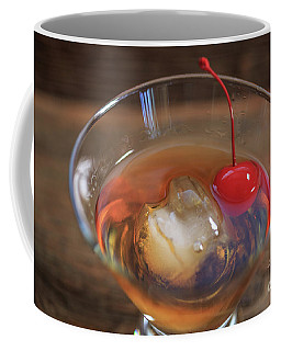 Coffee Mug featuring the photograph Old Fashioned Cocktail by Edward Fielding