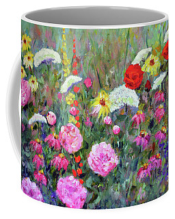 Old Fashioned Garden Coffee Mug