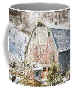 Old Fashioned Values - Country Art Coffee Mug