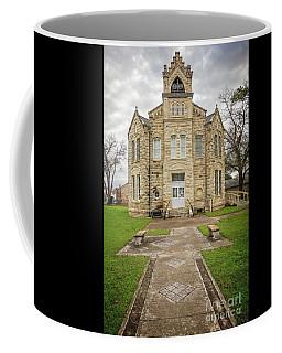 Old Fayatte County Jail Coffee Mug