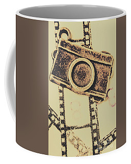 Old Film Camera Coffee Mug