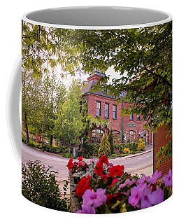 Old Fire Station Easthampton, Ma Coffee Mug