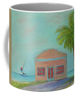 Old Florida Beaches Coffee Mug