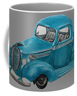 Old Ford Truck Coffee Mug