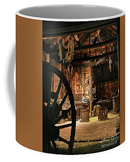 Old Forge Coffee Mug by Tom Cameron